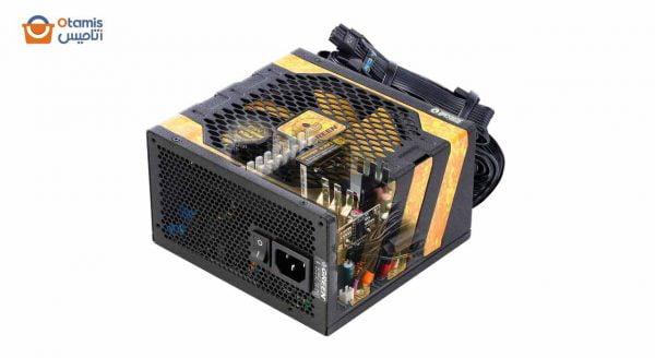 منبع تغذیه گرین مدل GP500A-UK PLUS