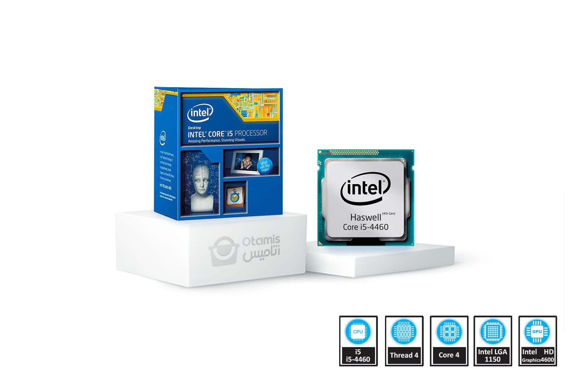 Haswell مدل Core i5-4460