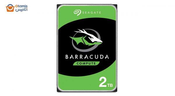 ارددیسک اینترنال سیگیت مدل BarraCuda ST2000DM005 ظرفیت 2 ترابایت
