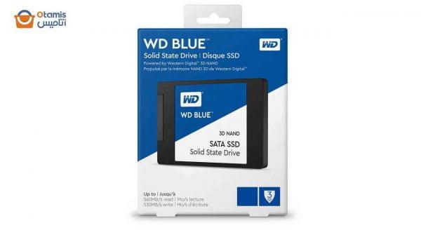 SSD اینترنال وسترن دیجیتال مدل Blue WDS250G2B0A 250GB