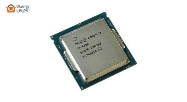 پردازنده مرکزی اینتل سری Skylake مدل Core i3-6100