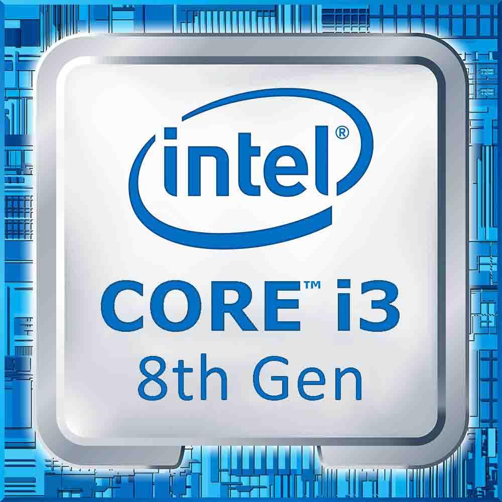 پردازنده core i3-8100 tray