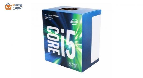 پردازنده Kaby Lake مدل Core i5-7400