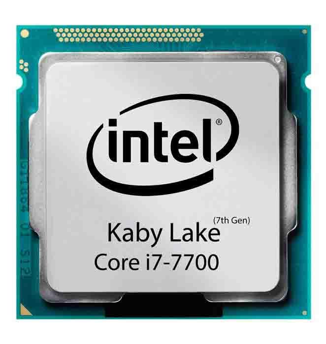پردازنده Kaby Lake مدل Core i7-7700