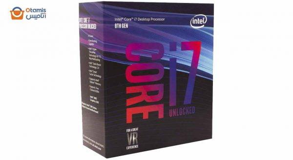 پردازنده Coffee Lake مدل Core i7-8700