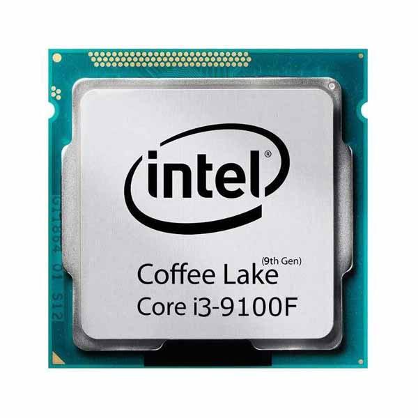 پردازنده Core i3-9100Fتری