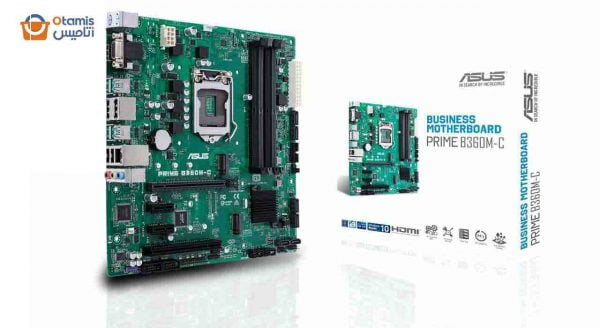 خرید مادربرد PRIME B360M C