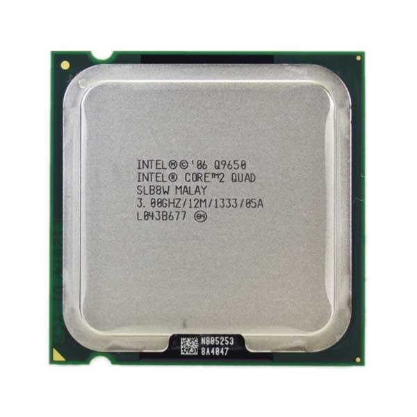 پردازنده Q9650 Tray