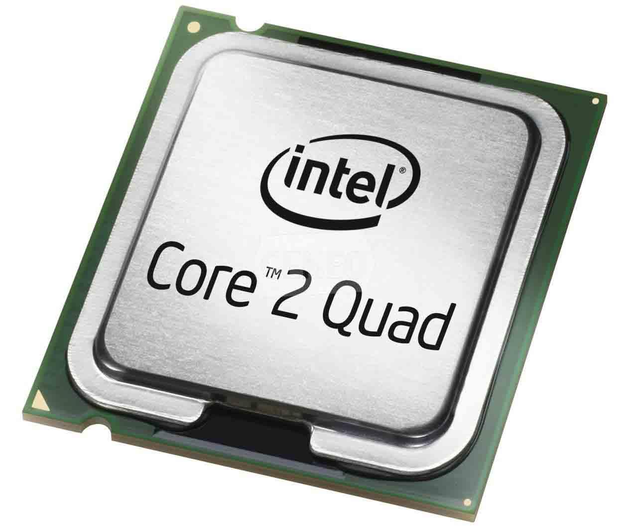 پردازنده سری Core 2 Quad