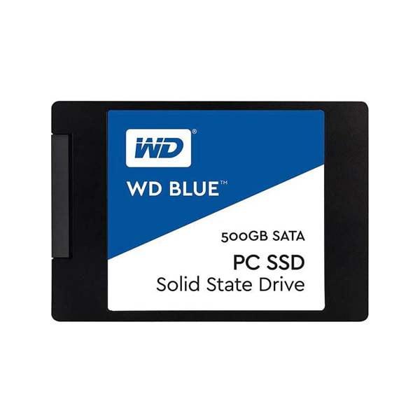حافظه SSD وسترن دیجیتال BLUE WDS500G1B0A 500GB