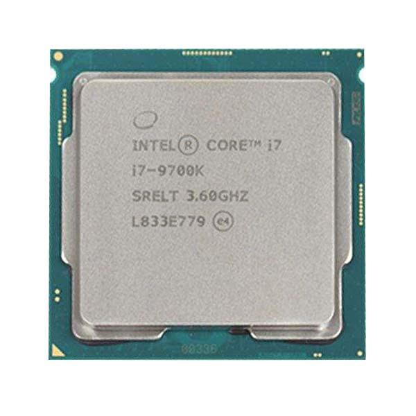 پردازنده core i7-9700K تری