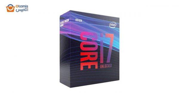 جعبه پردازنده core i7-9700K