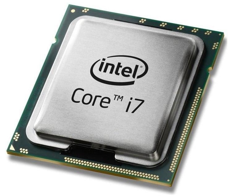 پردازنده core i7-9700K