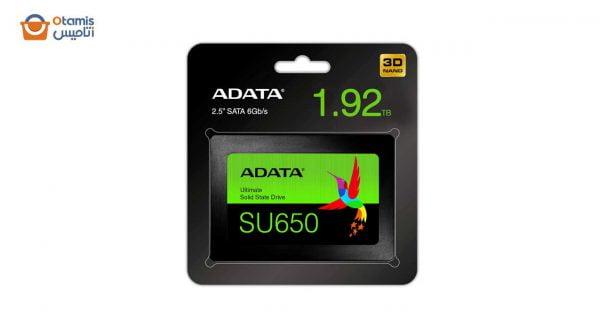 اس اس دی ای دیتا SU650 480 گیگابایت