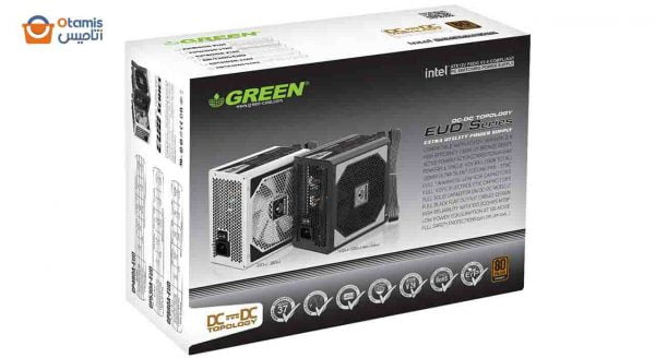 منبع تغذیه کامپیوتر گرین GP530A-EUD