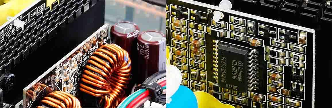 منبع تغذیه ماژولار گرین GP750B-OCPT