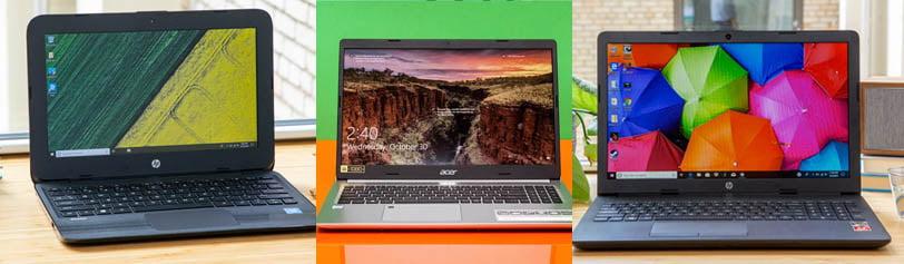 انتخاب اندازه صحیح صفحه نمایش لپ تاپ