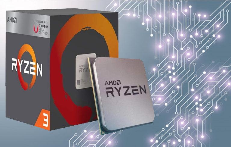 پردازنده AMD RYZEN 3