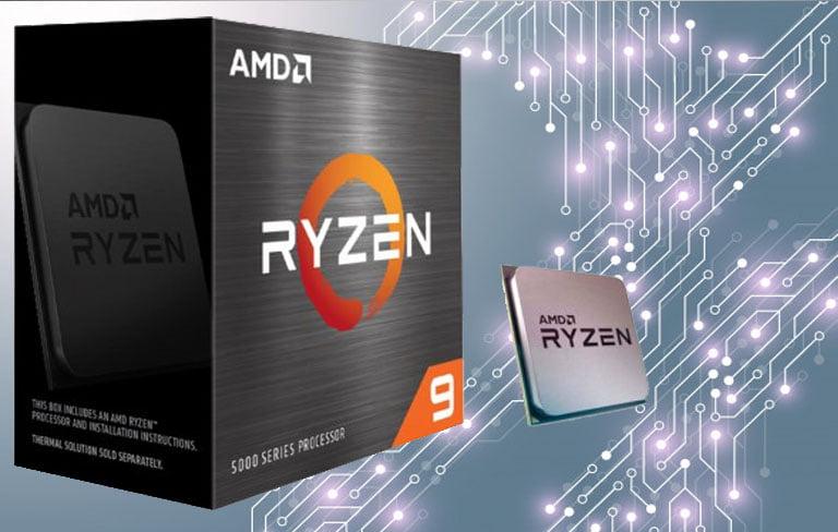 پردازنده AMD RYZEN 9