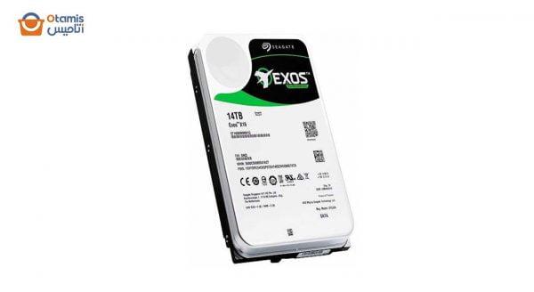 هارد دیسک اینترنال سیگیت Exos ST14000NM001G 14 ترابایت