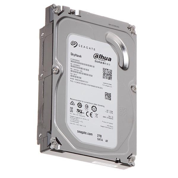 هارد دیسک اینترنال سیگیت SkyHawk ST2000VX003 2TB