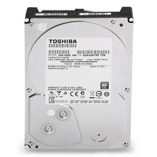هارد دیسک اینترنال توشیبا DT01ACA100 1 ترابایت