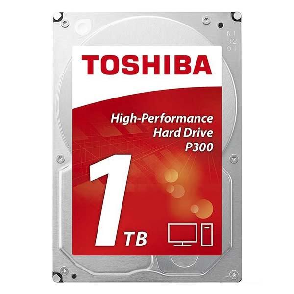 هارد دیسک اینترنال توشیبا P300 HDWD110EZSTA 1 ترابایت