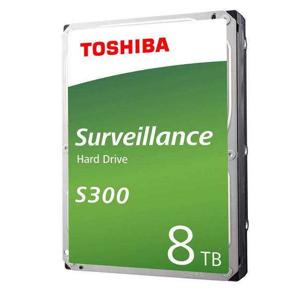 هارد اینترنال توشیبا s300 surveillance 8 ترابایت