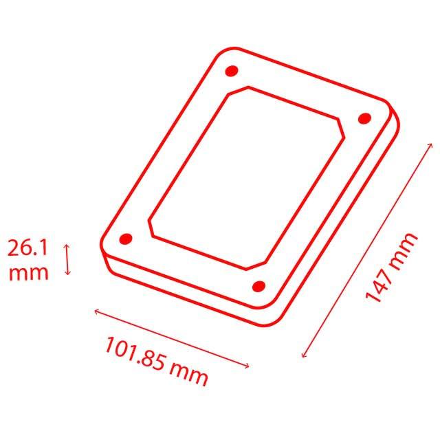 هارد دیسک اینترنال توشیبا V300 Video 1 ترابایت