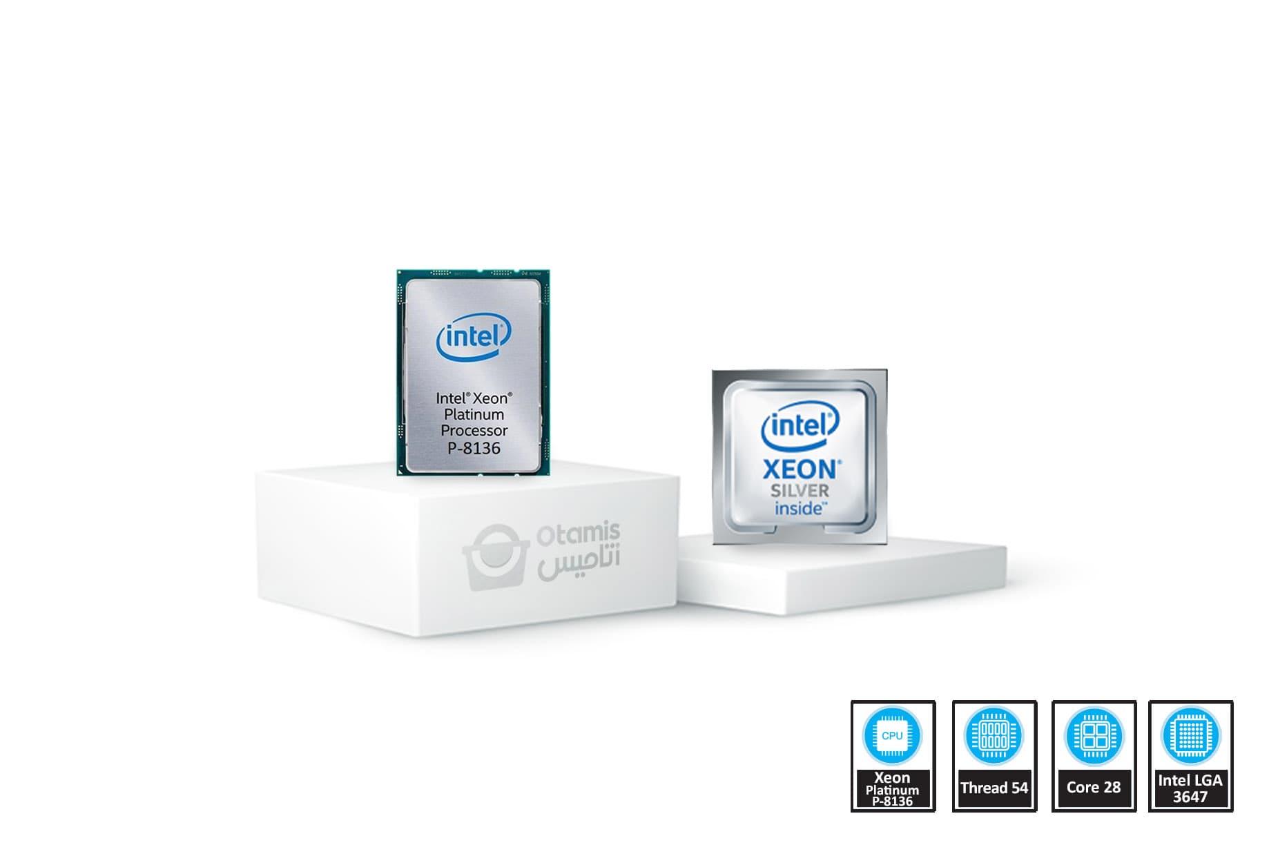 Xeon مدل Platinum P-8136